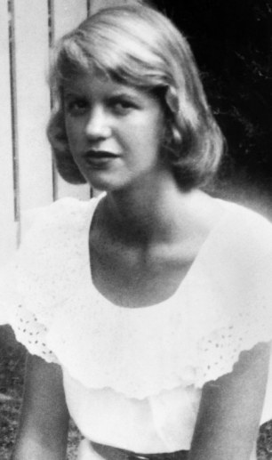SYLVIA PLATH (1932-1963). American poet and novelist.