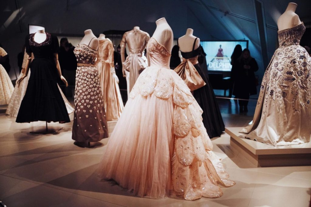Christian Dior x ROM: Couture in the Heart of Toronto   Muse