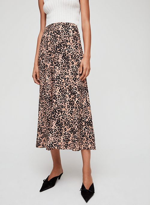 KEEP - Crazy Patterned Midi Skirts